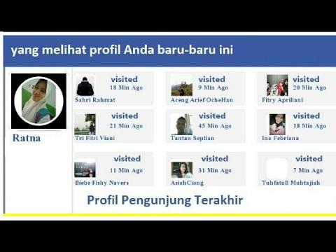 Tips Melihat Siapa Kepoin Lihat Profil Akun Facebook sendiri